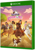 Horse Club Adventures Xbox One Cover Art
