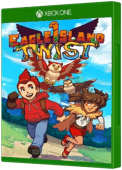 Eagle Island Twist Xbox One Cover Art