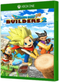 Dragon Quest Builders 2 Xbox One Cover Art