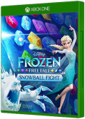 Frozen Free Fall: Snowball Fight Xbox One Cover Art
