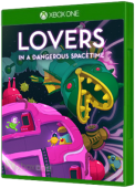 Lovers in a Dangerous Spacetime Xbox One Cover Art