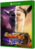 Goat Simulator: Mmore Goatz Edition Xbox One Cover Art