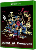 Quest of Dungeons Xbox One Cover Art