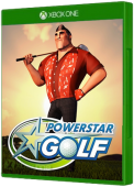 Powerstar Golf Xbox One Cover Art