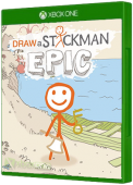 Draw a Stickman: EPIC Xbox One Cover Art