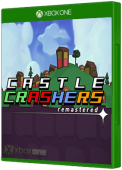 Castle Crashers Remastered Xbox One Cover Art
