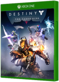 Destiny: The Taken King Xbox One Cover Art