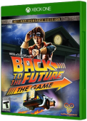 Back to the Future Xbox One Cover Art