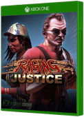 Raging Justice Xbox One Cover Art