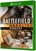 Battlefield Hardline: Robbery Xbox One Cover Art