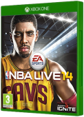 NBA Live 14 Xbox One Cover Art