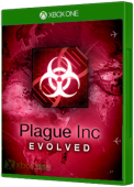 Plague Inc: Evolved Xbox One Cover Art