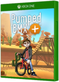 Pumped BMX+ Xbox One Cover Art