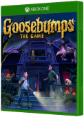 Goosebumps The Game Xbox One Cover Art