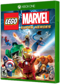 LEGO Marvel Super Heroes Xbox One Cover Art