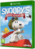 The Peanuts Movie: Snoopy's Grand Adventure Xbox One Cover Art