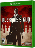 Alekhine's Gun Xbox One Cover Art