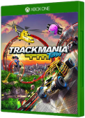 Trackmania Turbo Xbox One Cover Art