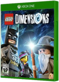 LEGO Dimensions: Back to the Future Level Pack Xbox One Cover Art