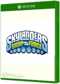 Skylanders Swap Force Xbox One Cover Art