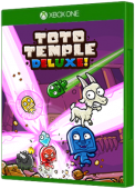 Toto Temple Deluxe Xbox One Cover Art