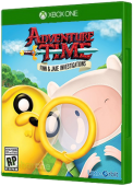 Adventure Time: Finn and Jake Investigations Xbox One Cover Art