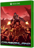 Crimsonland Xbox One Cover Art