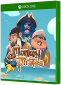 Monkey Pirates Xbox One Cover Art