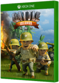 Battle Islands Xbox One Cover Art