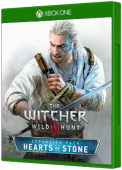 The Witcher 3: Wild Hunt - Hearts of Stone Xbox One Cover Art