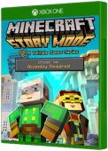 Minecraft: Story Mode - Episode 2 Xbox One Cover Art