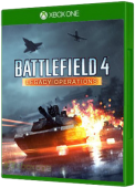 Battlefield 4: Legacy Operations Xbox One Cover Art