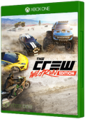 The Crew Wild Run Edition Xbox One Cover Art