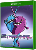 STARWHAL Xbox One Cover Art