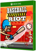 Baseball Riot Xbox One Cover Art
