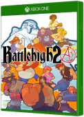 Battle High 2 A+ Xbox One Cover Art