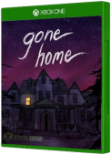 Gone Home: Console Edition Xbox One Cover Art