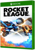 Rocket League Xbox One Cover Art