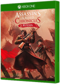 Assassin's Creed Chronicles: Russia Xbox One Cover Art