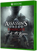 Assassin's Creed Syndicate - Jack the Ripper Xbox One Cover Art