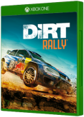 DiRT Rally Xbox One Cover Art
