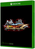 Tekken 7 video game, Xbox One, xone