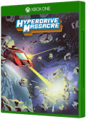 Hyperdrive Massacre Xbox One Cover Art