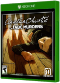 Agatha Christie: The ABC Murders Xbox One Cover Art