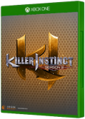 Killer Instinct: Season 3 Xbox One Cover Art
