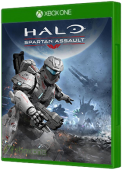 Halo: Spartan Assault Xbox One Cover Art