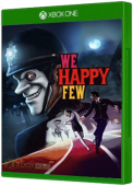 We Happy Few Xbox One Cover Art