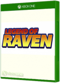 Legend of Raven Xbox One Cover Art