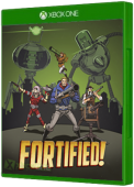 Fortified Xbox One Cover Art