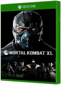 Mortal Kombat XL Xbox One Cover Art